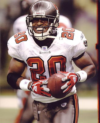 Ronde Barber G1 Limited Stock Rare Buccaneers 8X10 Photo