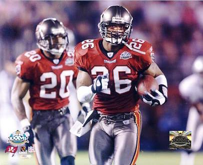 Dwight Smith G1 Limited Stock Rare Buccaneers 8X10 Photo