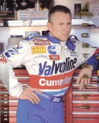 Mark Martin Portraits on Glossy Card Stock 8X10 Photo