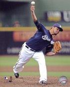 Yovani Gallardo LIMITED STOCK Milwaukee Brewers 8x10 Photo