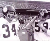 Andy Russell & Jack Ham Pittsburgh Steelers 8x10 Photo