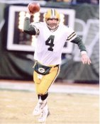Brett Favre Green Bay Packers 8X10 Photo