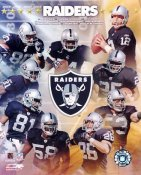 Raiders 2003 Oakland Team 8X10