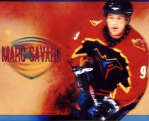 Marc Savard Atlanta Thrashers G1 LIMITED STOCK RARE 8X10 Photo