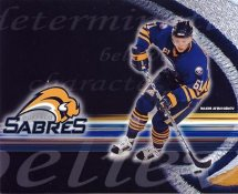 Maxim Afinogenov Buffalo Sabres G1 LIMITED STOCK RARE 8X10 Photo