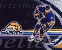 Maxim Afinogenov Buffalo Sabres G1 LIMITED STOCK RARE 8X10 Photo