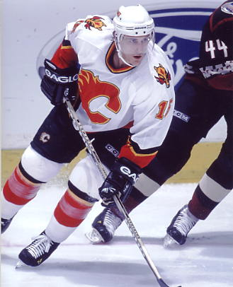Blair Betts Calgary Flames G1 LIMITED STOCK RARE 8X10 Photo