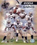 Saints 2004 New Orleans 8X10 Photo