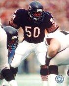 Mike Singletary SUPER SALE Chicago Bears 8X10 Photo SLIGHT CORNER CREASE