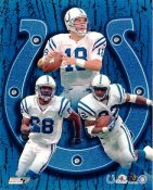 Peyton Manning G1 Limited Stock Rare Colts 8X10 Photo