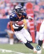 Tatum Bell G1 Limited Stock Rare Broncos 8X10 Photo