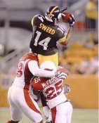 Limus Sweed Pittsburgh Steelers 8X10 Photo