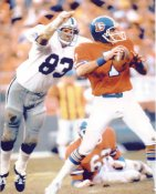 Ted Hendricks Oakland Raiders 8X10 Photo