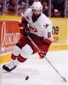 Bret Hedican Hurricanes G1 LIMITED STOCK RARE 8X10 Photo