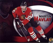 Martin Havlat Blackhawks G1 LIMITED STOCK RARE 8X10 Photo