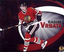 Radim Vrbata Blackhawks G1 LIMITED STOCK RARE 8X10 Photo