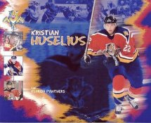 Kristian Huselius Panthers G1 LIMITED STOCK RARE 8X10 Photo