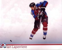 Ian Laperriere Colorado Avalanche G1 LIMITED STOCK RARE 8X10 Photo