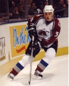 Matthew Barnaby Colorado Avalanche G1 LIMITED STOCK RARE 8X10 Photo