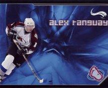 Alex Tanguay G1 LIMITED STOCK RARE Colarado Avalanche 8X10 Photo