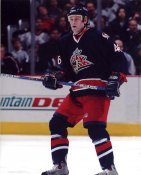 Tim Jackman Blue Jackets G1 LIMITED STOCK RARE 8X10 Photo