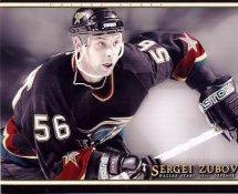 Sergei Zubov Dallas Stars G1 LIMITED STOCK RARE 8X10 Photo
