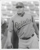 Geronimo Gil G1 Limited Stock Rare Baltimore Orioles 8X10 Photo