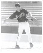 Richie Lewis G1 Limited Stock Rare Atlanta Braves 8X10 Photo