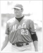 Jeff Duncan G1 Limited Stock Rare NY Mets 8X10 Photo