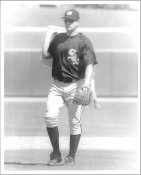 Mitch Wylie G1 Limited Stock Rare White Sox 8X10 Photo