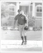 Heath Honeycutt G1 Limited Stock Rare Cincinnati Reds 8X10 Photo