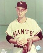 Hoyt Wilhelm G1 Limited Stock Rare NY Giants 8X10 Photo