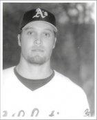 Graham Koonce G1 Limited Stock Rare Oakland Athletics 8X10 Photo