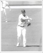 JT Stotts G1 Limited Stock Rare Oakland Athletics 8X10 Photo