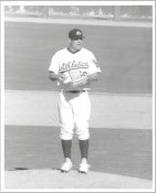Chris Mabeus G1 Limited Stock Rare Oakland Athletics 8X10 Photo