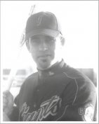 Carlos Valderrama G1 Limited Stock Rare Giants 8X10 Photo