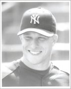David Parrish G1 Limited Stock Rare NY Yankees 8X10 Photo