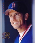 Nomar Garciaparra Cardstock w/ Story on Back G1 Limited Stock Rare Red Sox 8X10 Photo