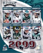 Eagles 2009 Philadelphia Team 8x10 Photo