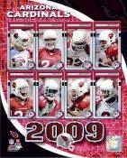 Cardinals 2009 Arizona Team 8x10 Photo