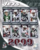 Jets 2009 New York Team LIMITED STOCK 8X10 Photo