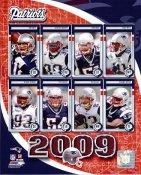 Patriots 2009 New England Team 8x10 Photo