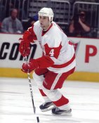 Jamie Rivers Detroit Red Wings G1 LIMITED STOCK RARE 8X10 Photo