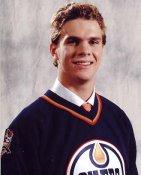 Marc Pouliot Edmonton Oilers G1 LIMITED STOCK RARE 8X10 Photo