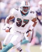 Yeremiah Bell Miami Dolphins 8X10 Photo