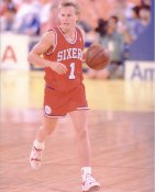 Scott Brooks 76ers 8X10 Photo LIMITED STOCK
