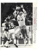 Jethro Pugh Team Issue Photo 8x10 Cowboys