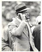 Tom Landry Team Issue Photo 8x10 Cowboys