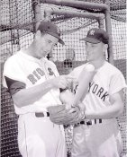 Roger Maris & Ted Williams New York Yankees 8X10 Photo