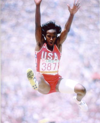 Jackie Joyner Kersee USA Olympics 8X10 Photo